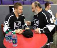 LA Kings Meet The Players-H20 - 4474