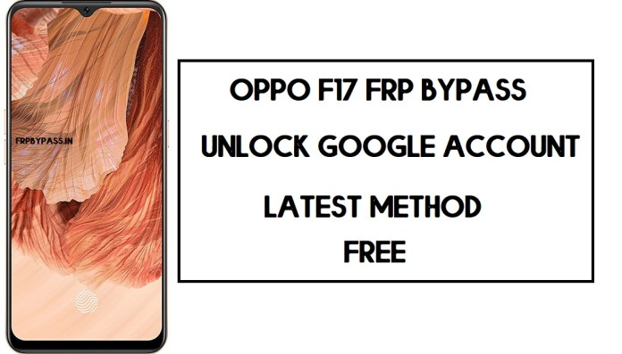 Oppo F17 FRP Bypass (Unlock Google Account) Android 10 | FRP Code