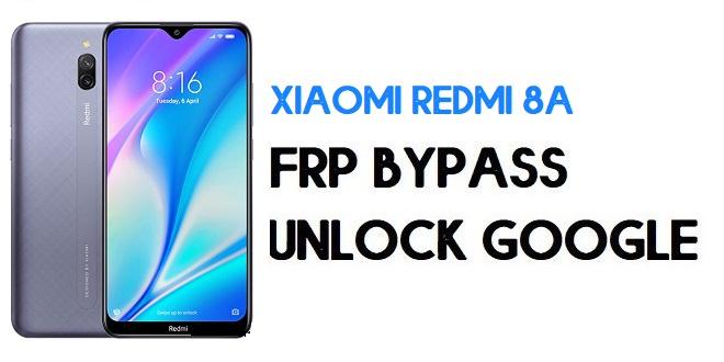 Xiaomi Redmi 8A FRP Bypass | Unlock Google Verification (MIUI 12)