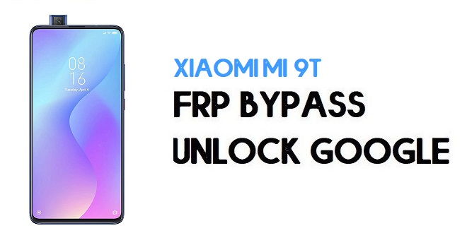 Xiaomi Mi 9T FRP Bypass | Unlock Google Verification (MIUI 12)