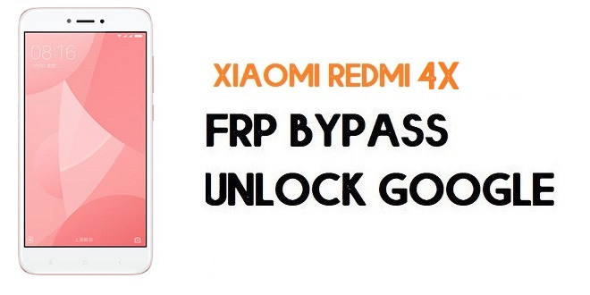 Xiaomi Redmi 4X FRP Bypass | Unlock Google Verification (MIUI 11)