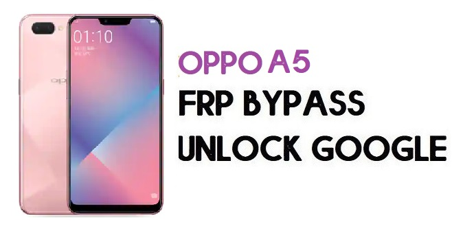 Oppo A5 FRP Bypass (Unlock Google Account) Android 8.1