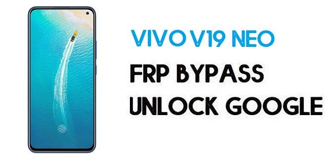 Vivo V19 Neo FRP Bypass-How To Unlock Google Account | Android 9.0