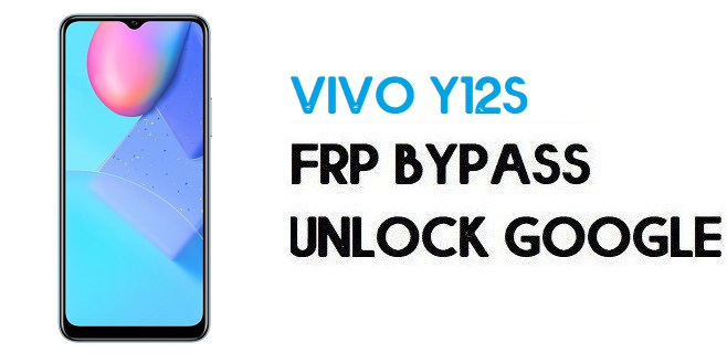 Vivo Y12s FRP Bypass-How To Unlock Google Account | Android 10