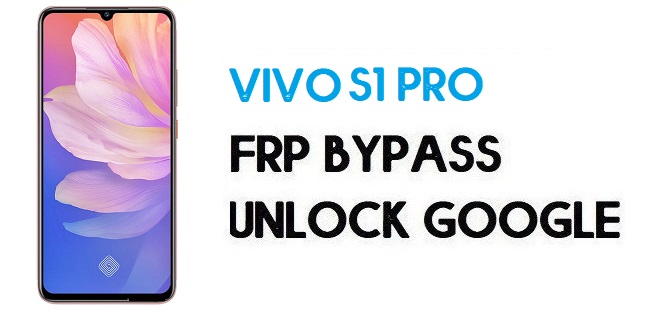Vivo S1 Pro FRP Bypass - How To Unlock Google Account | Android 9.0