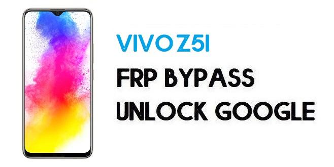 Vivo Z5i FRP Bypass - How To Unlock Google Account | Android 9.0