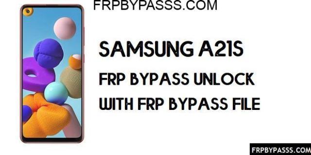 Samsung A21s (SM-A217F/M) FRP Bypass | FRP File (Unlock Google Account)