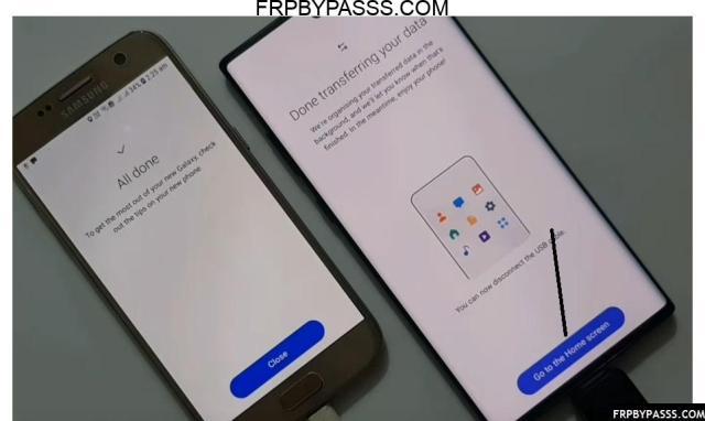 Samsung Smart Switch FRP Bypass Unlock