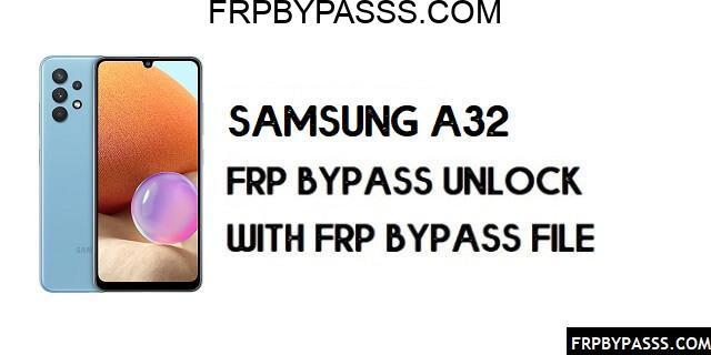 Samsung A32 FRP Bypass Android 11 (Unlock Google Verification) Latest