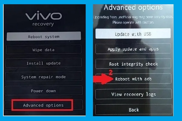 Download Vivo ADB Format Tool – Vivo Pattern and FRP Unlock Tool Latest