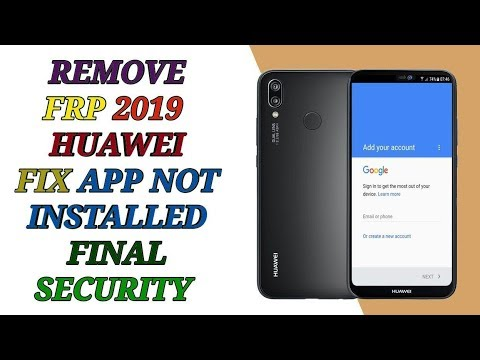 how to remove all version huawei 2019 fix no install apk