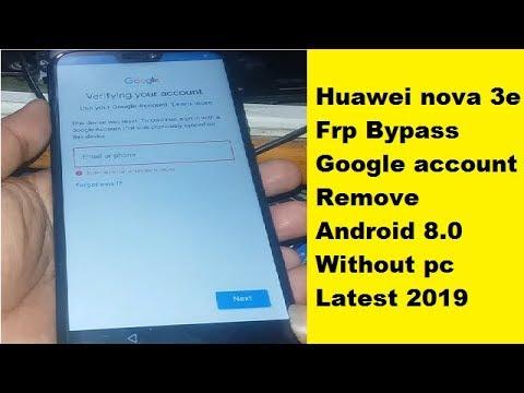 remove frp nova 3e done new all security wihout box 2