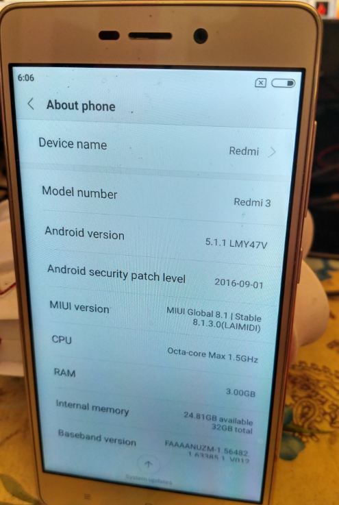 Redmi 6a Mi Account Remove Miracle Box