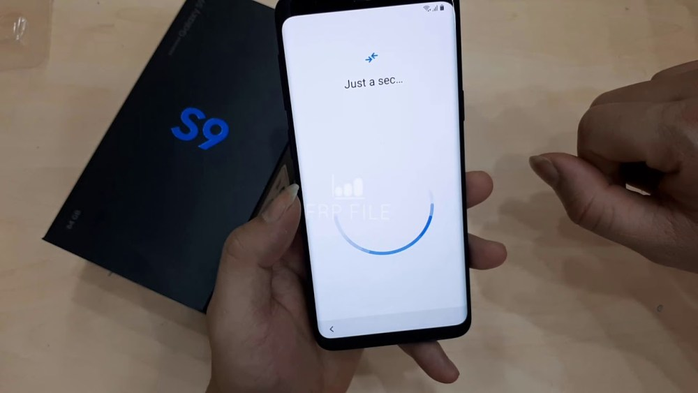 remove frp all samsung version android 9 free solution without pc 2
