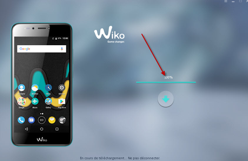 How to remove frp Wiko U Pulse bypass done after flash file