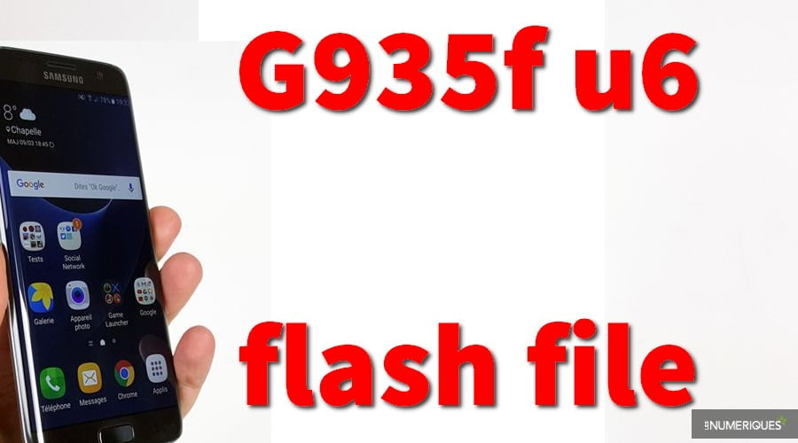 Free Flash File Samsung Galaxy S7 G935f u6 firmware 2