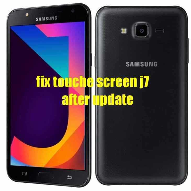 Free fix Screen touche J701F J701M J701MT 9.0 bit7 2