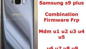 Samsung S9 plus Frp G965