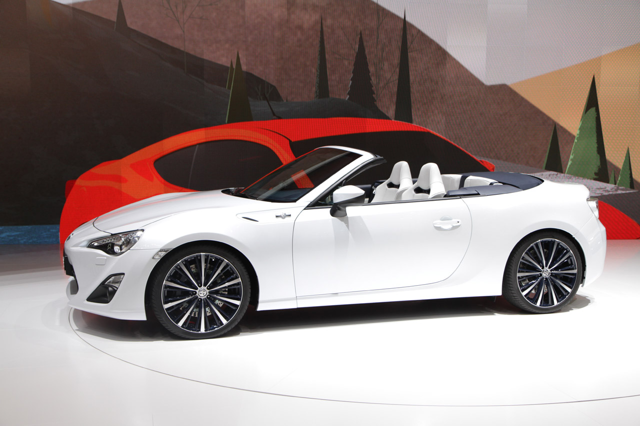 scion fr s convertible used to convince toyota dealers not to drop scion. Black Bedroom Furniture Sets. Home Design Ideas