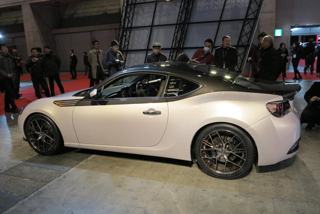 Toyota GT86 xstyle cb concept for women
