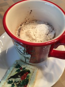 Hot cocoa safe for fructose malabsorption
