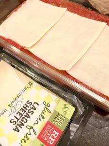 gluten free lasagna sheets
