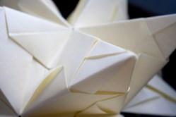 Lámpara de papel pergamino (II)