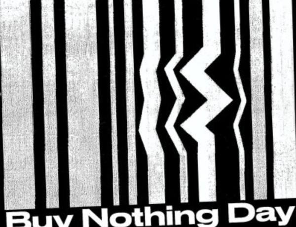 Buy Nothing Day 2021