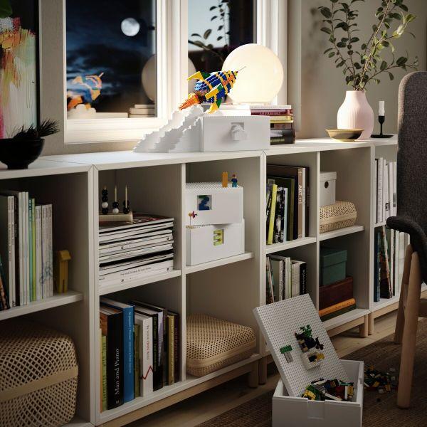 Bygglek box IKEA LEGO