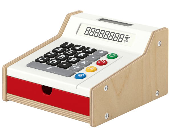 IKEA play cash register