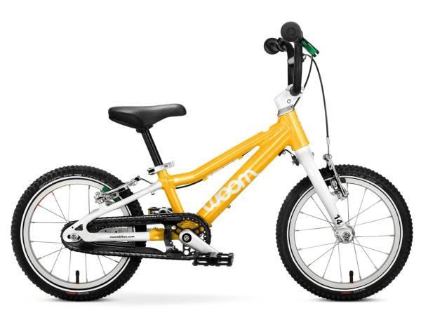 Woom 2 pedal bike big gift idea