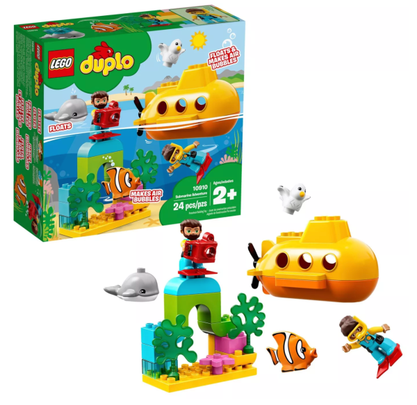Duplo Yellow Submarine set