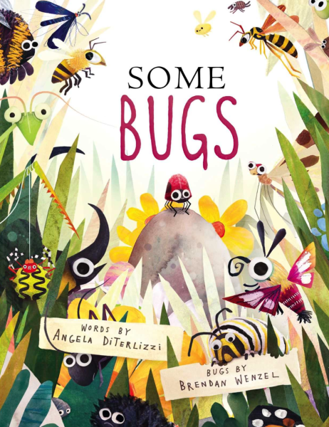 some bugs book for preschoolers