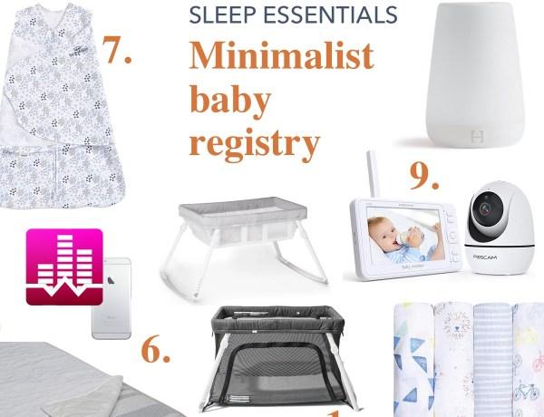 Baby Sleep Essentials
