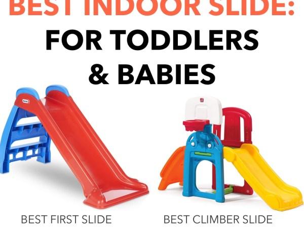 indoor slides for toddlers