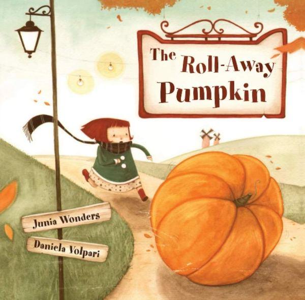 the roll away pumpkin book