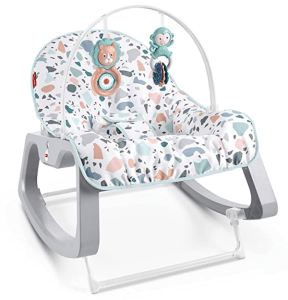 fisher price baby bouncer - new version of rock n play