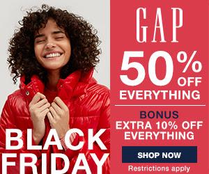 Gap Black Friday