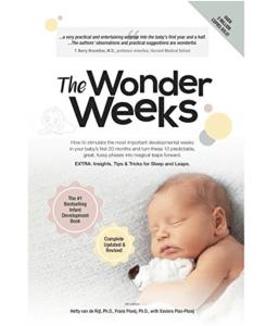 baby books wonder weeks