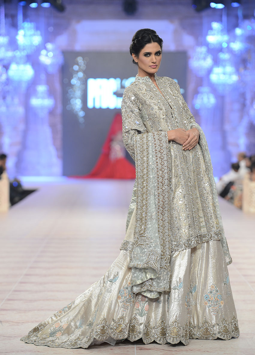 PFDC L'Oreal Paris Bridal Week 2014