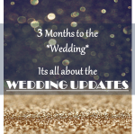 Wedding Updates