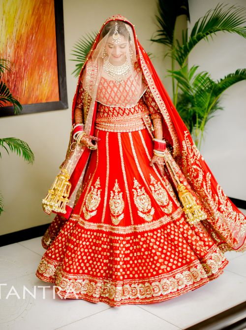 445143f529 What's your dream Wedding Lehenga Color? - Frugal2Fab