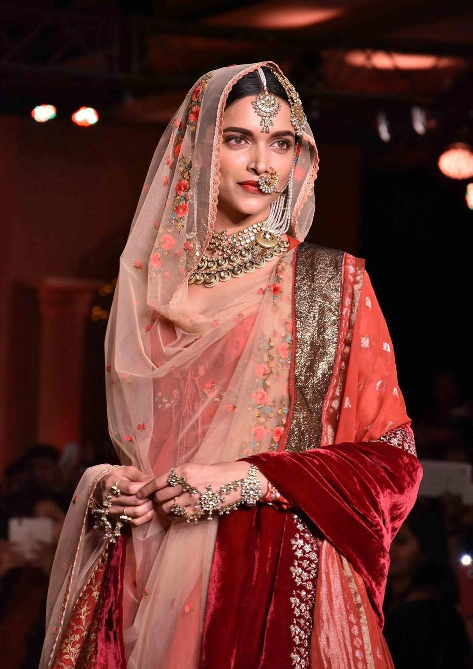 Bajirao Mastani Collection By Anju Modi Bpft 2015 Frugal2fab