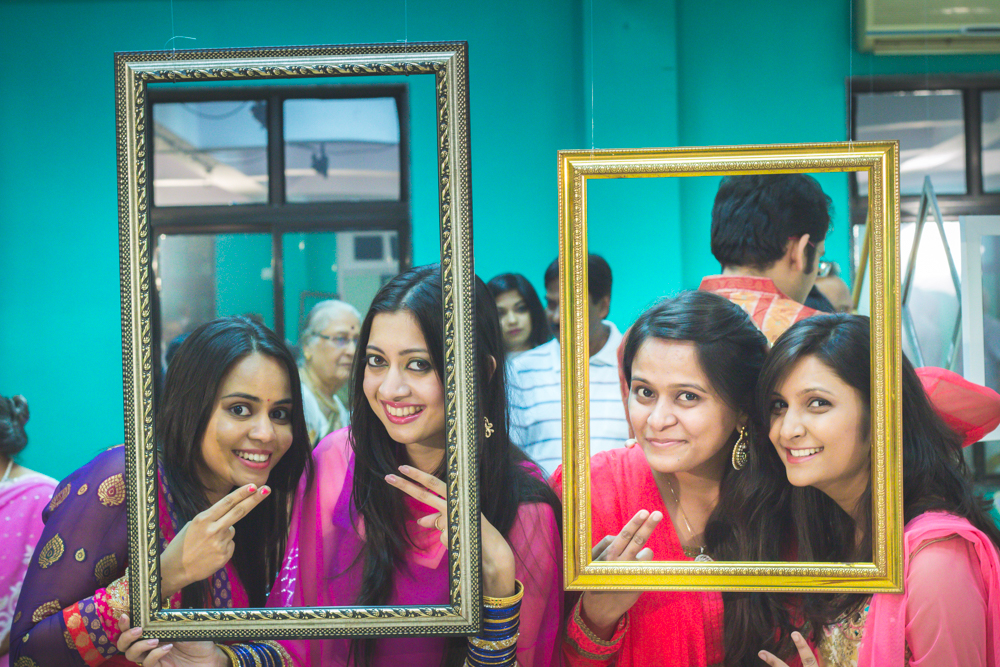 mehendi night