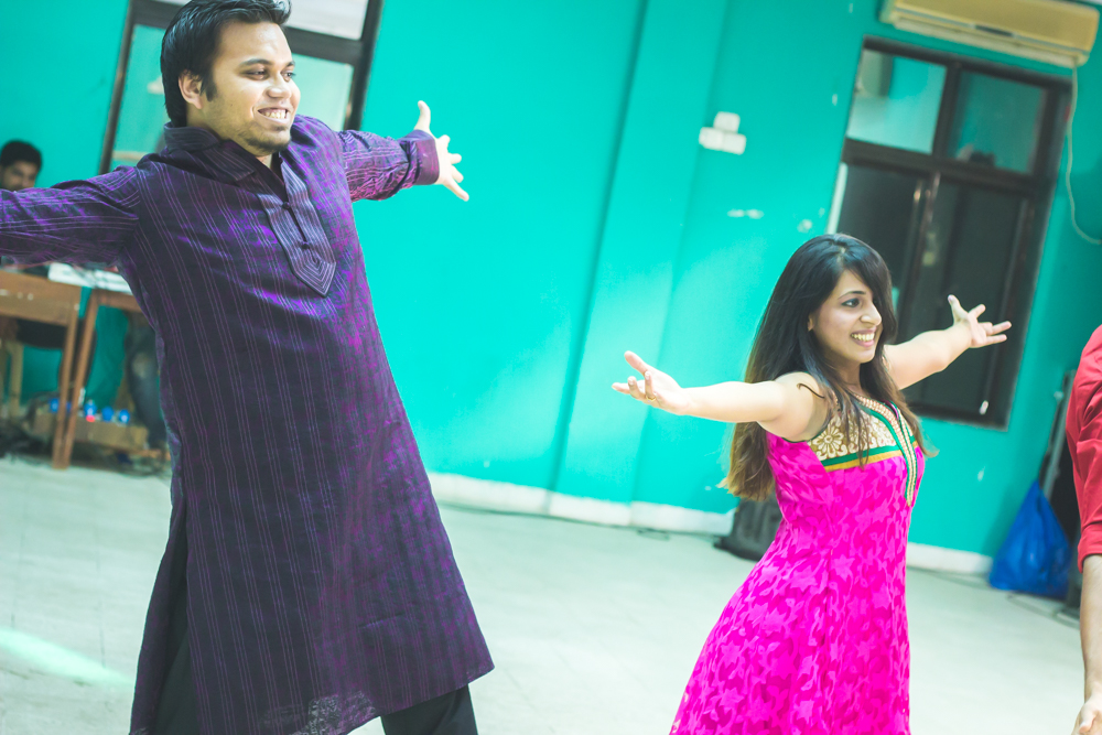 Sangeet & Mehendi Night