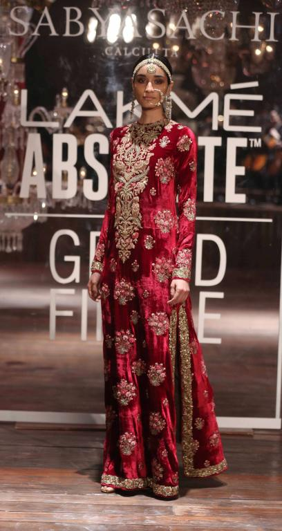 wedding guest outfit inspiration LFW winter/festive 2016