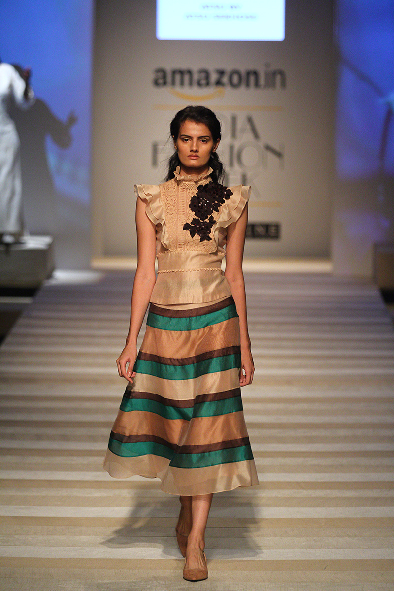 Day 1 Amazon India Fashion Week spring/summer 2017