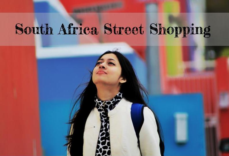 street shopping south africa