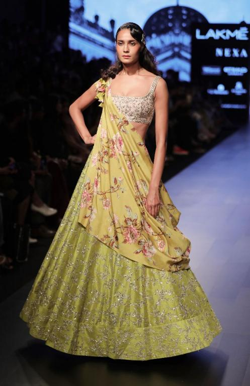 Latest Anushree Reddy Lehengas
