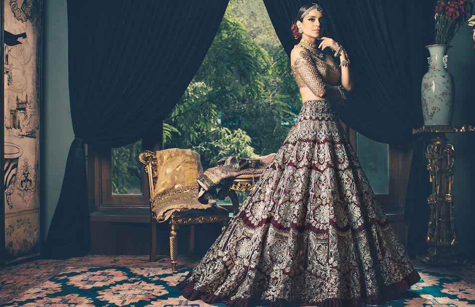aa2f9a00e0 New Manish Malhotra Bridal Lehenga Prices You Need To Know Today -  Frugal2Fab